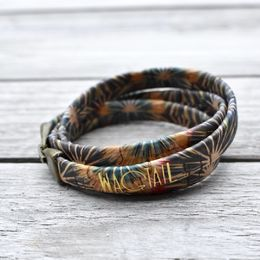 Reed Eco Cork Wrap Bracelet