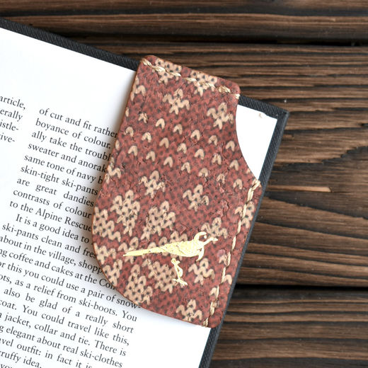 Mary Bookmark Nordic