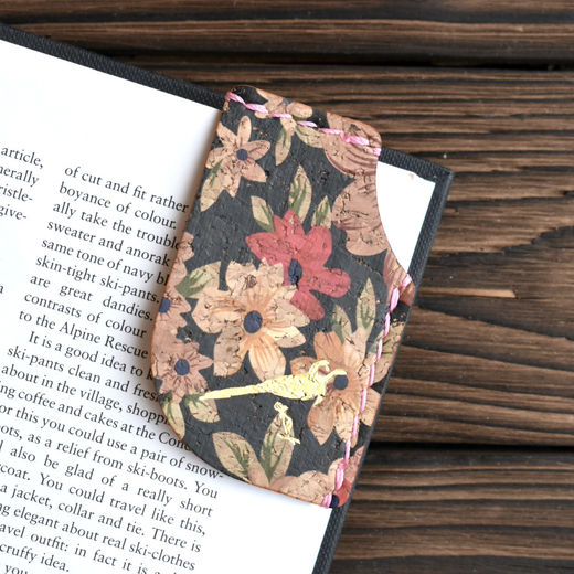 Mary Bookmark Summer Garden